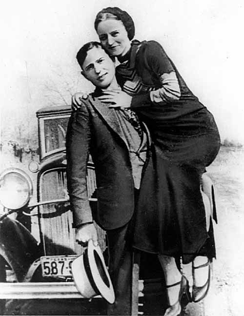 Bonnie And Clyde: Together Forever…On Wax