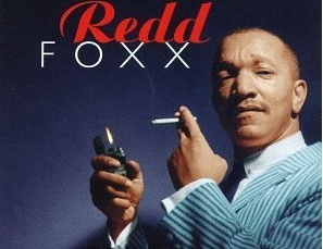 By Malice Intended  Redd Foxx Redd Foxx And Malcolm X