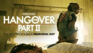THE HANGOVER PART II fails to live up to the original