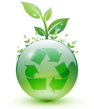 Saving Natural Resource Gas By Recycling