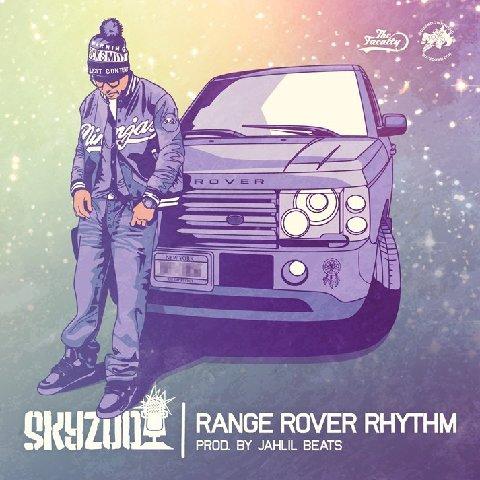 range rover rhythm
