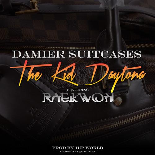 Kid Daytona Damier Suitcases