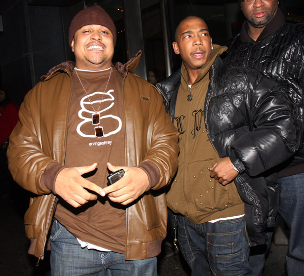 irv gotti and ja rule